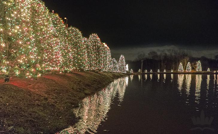 Christmas Town Usa.The History Of Christmas Town Usa Charlotte Stories