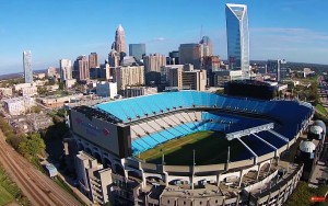 panthers stadium