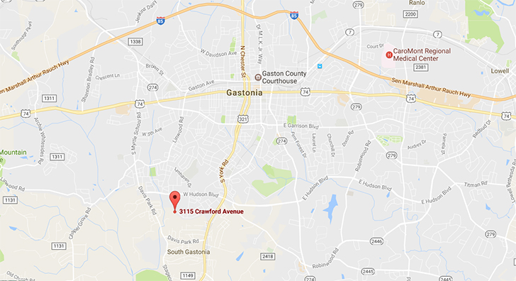gastonia-car-crashes-into-home