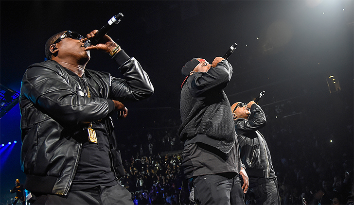 The lox charlotte concert