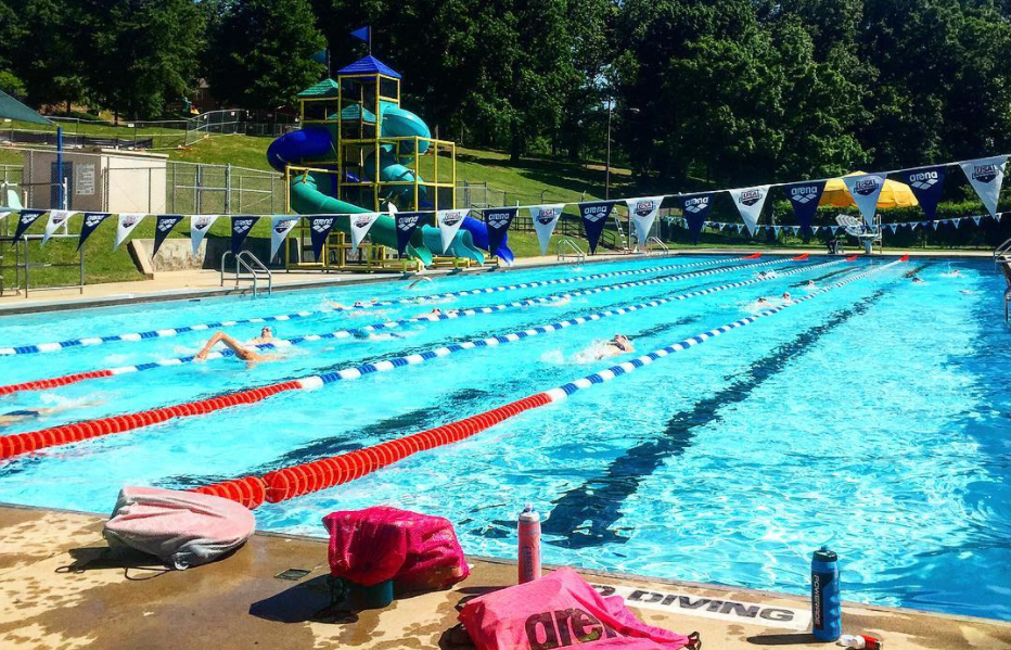 Cordelia Park Pool Became The First Public Outdoor Pool To Open In Charlotte Charlotte Stories