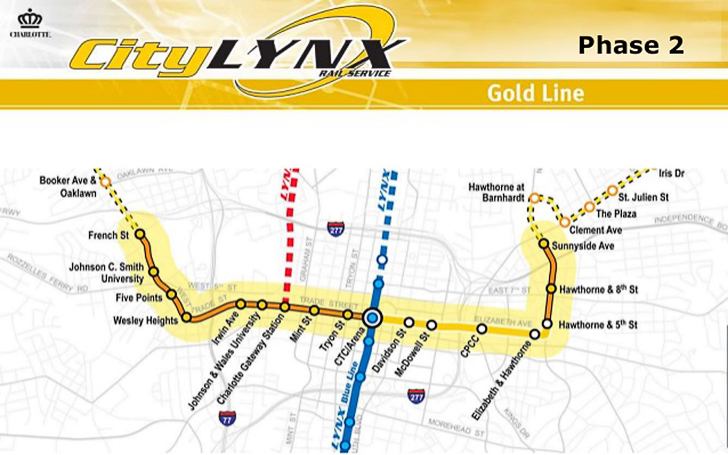 Citylynx gold line phase 2 extension charlotte stories citylynx gold line phase 2 extension publicscrutiny Gallery