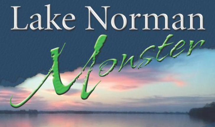 cover image fromLake Norman Monster: A Decade of Sightings