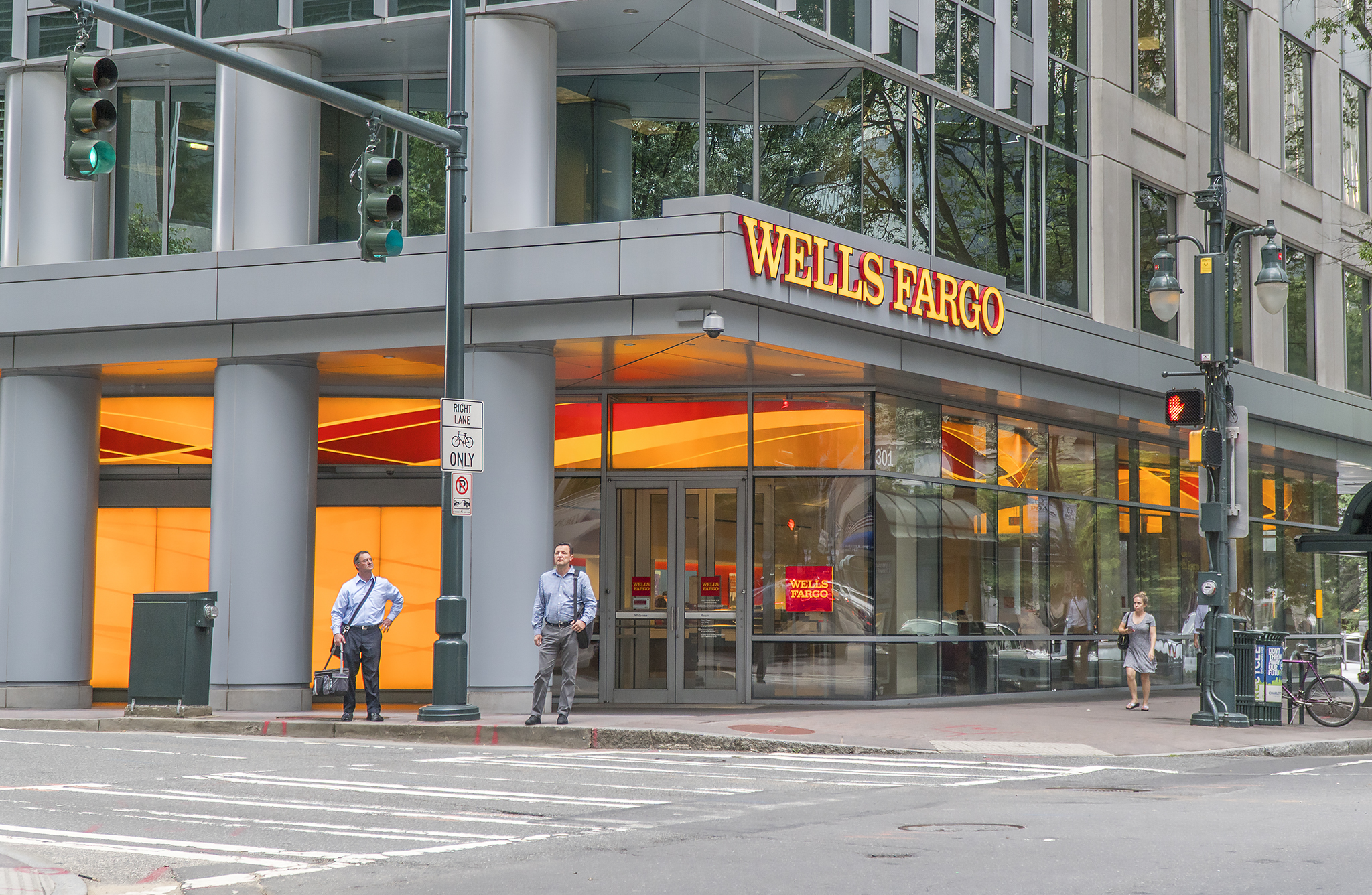 OCC Sanctions Former Wells Fargo CEO, Other Executives, in Fake-Account Scandal