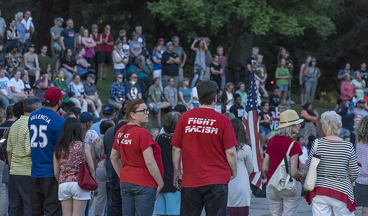 fight-racism-shirts-at-vigil