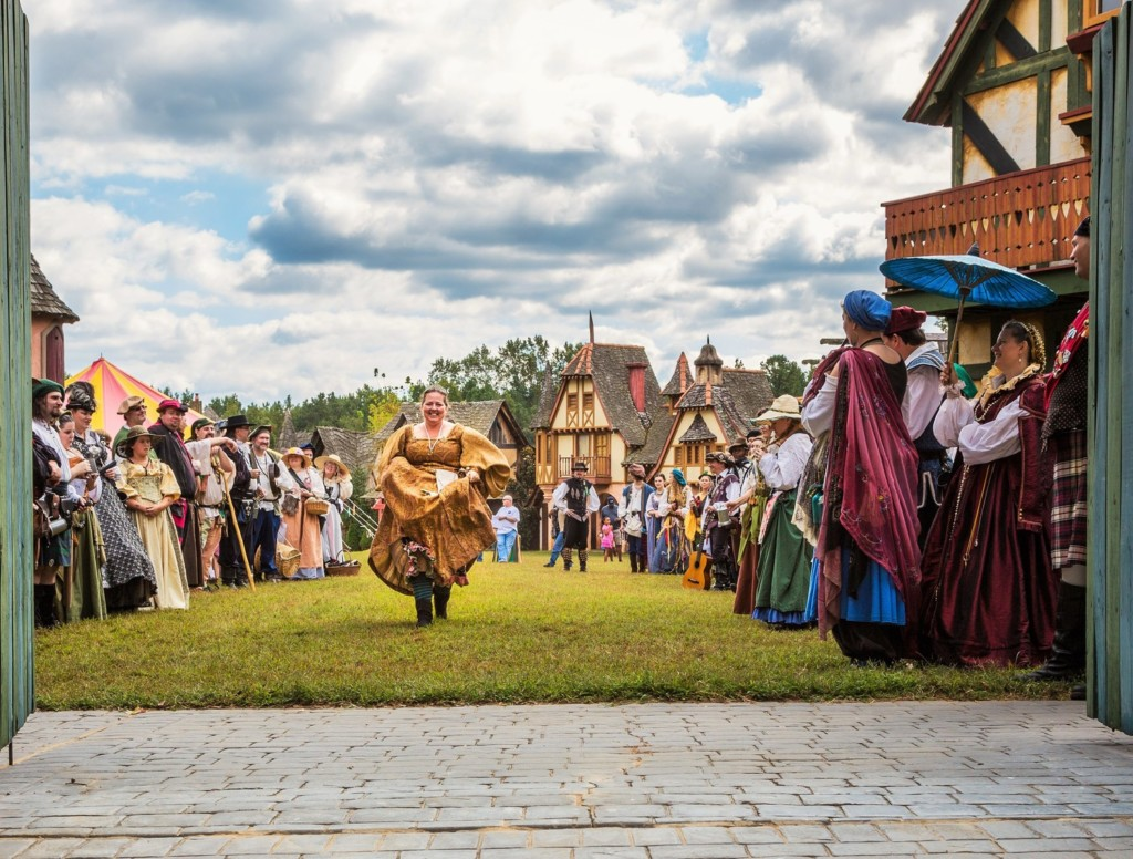 Festival Of Medieval Arts And Crafts