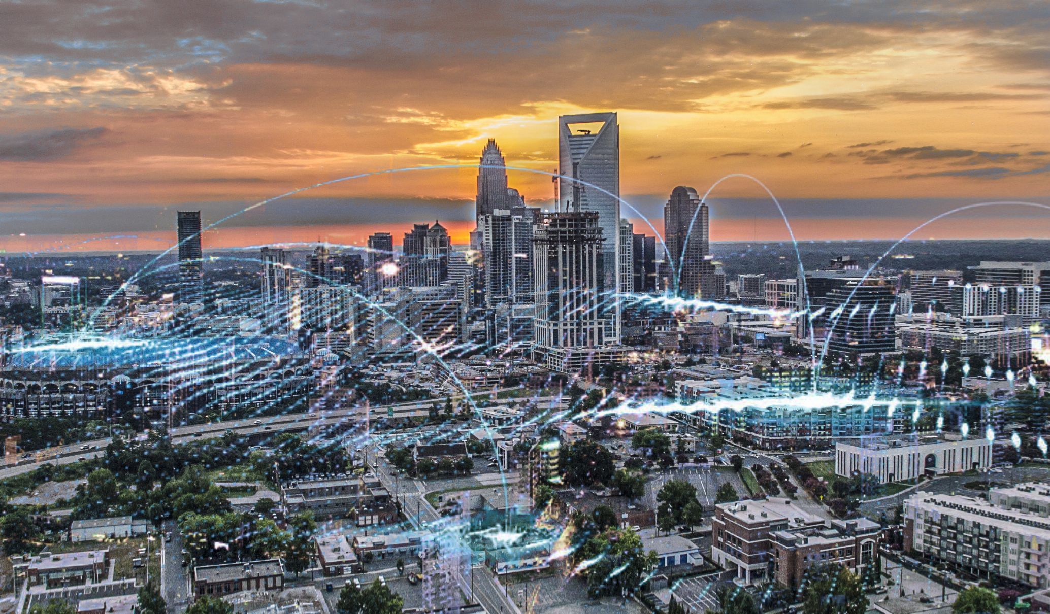 Charlotte Might Soon Become The World S First 5g City Charlotte Stories