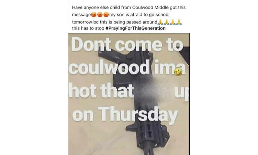 Charlotte Middle School Student Arrested After Threatening To Shoot Up School On Instagram Charlotte Stories