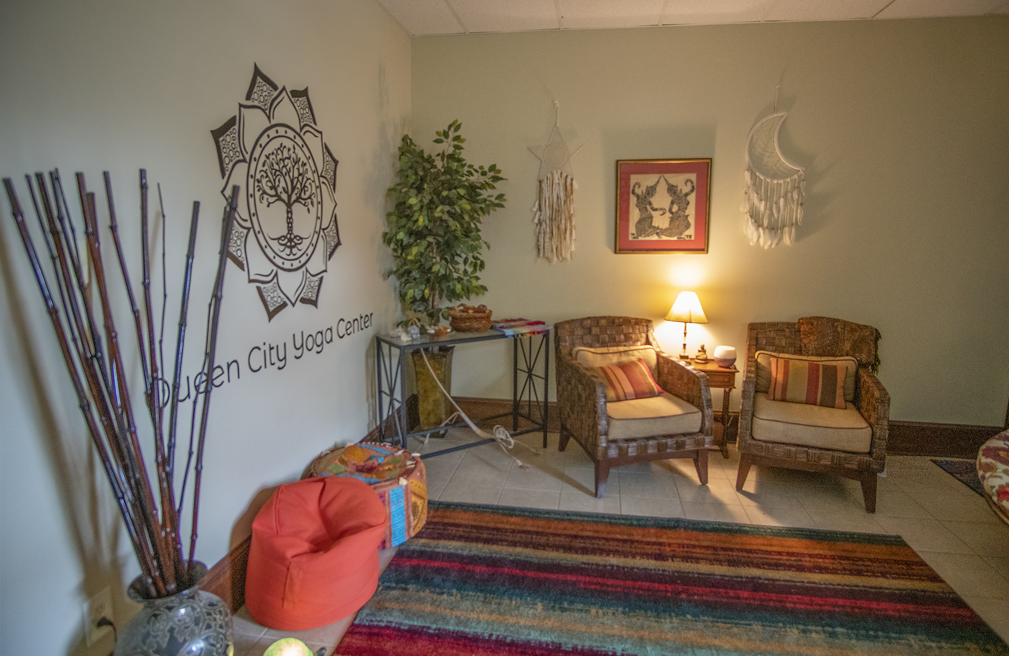 Charlotte S First Yoga Co Op Just Opened The Queen City Yoga Center