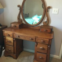 Antique Vanity/Dresser