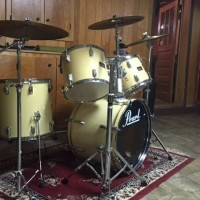 Vintage Pearl Drum Kit