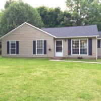 3 BD 2 Bth Ranch home for sale  -New Carpet, Newer Roof, Fresh Paint
