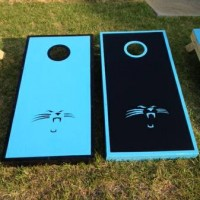 Corn Holes - Panthers - Christmas Gift!