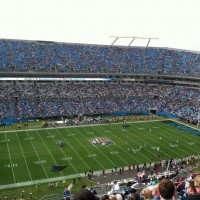 (4) Carolina Panthers PSL Seats @ Bank of America Stadium